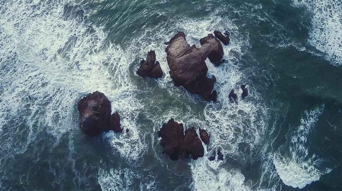 action adventure aerial aerial shot